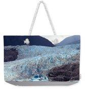 Sawyer Glacier Weekender Tote Bag