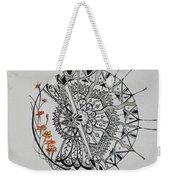 Saxifraga 'peter Pan' Weekender Tote Bag