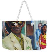 Say Uncle Weekender Tote Bag