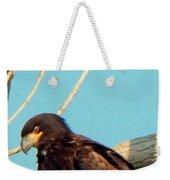 Say What Weekender Tote Bag
