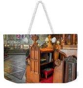 Say Your Prayers Weekender Tote Bag