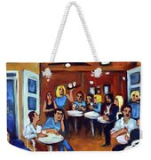 Sazio Weekender Tote Bag