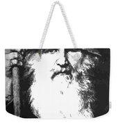 Scandinavian Mythology The Ancient God Odin Weekender Tote Bag
