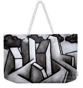 Scape Weekender Tote Bag by Thomas Valentine