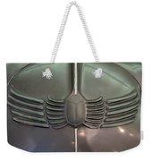 Scarab Hood Weekender Tote Bag