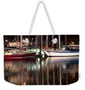 Scarborough Boats Weekender Tote Bag