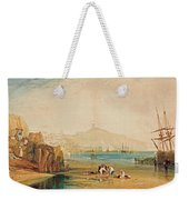 Scarborough Town And Castle Weekender Tote Bag