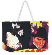 Scarface 1932 French Revival Unknown Date Weekender Tote Bag