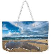 Scarista Beach Isle Of Harris Weekender Tote Bag