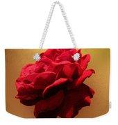 Scarlet Flamenco Weekender Tote Bag