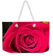 Scarlet Roses Weekender Tote Bag