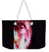 Scarlet Vision Weekender Tote Bag