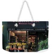 Scarlett  Rose Weekender Tote Bag