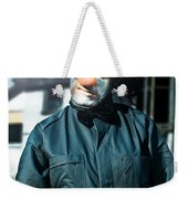 Scary Clown With Coat Weekender Tote Bag