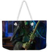 Scary Old Witch Weekender Tote Bag