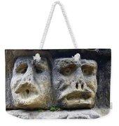 Scary Stone Heads Weekender Tote Bag