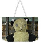 Scary Teddy Weekender Tote Bag