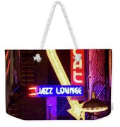 Scatt Jazz Lounge 030318 Weekender Tote Bag