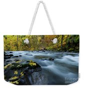 Scattered Along The Way Weekender Tote Bag