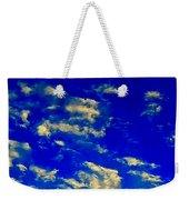 Scattered Clouds Weekender Tote Bag