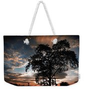 Scattered Clouds Weekender Tote Bag
