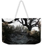 Scattered Sun Rays On The Dunes Weekender Tote Bag