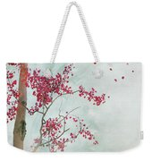 Scattered To The Four Winds Weekender Tote Bag