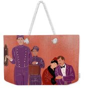 Scene From Grand Budapest Hotel Weekender Tote Bag