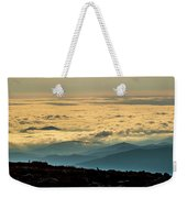 Scene From High Above Weekender Tote Bag