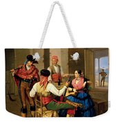Scene In A Country Weekender Tote Bag