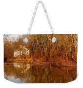 Scene In The Forest - Allaire State Park Weekender Tote Bag