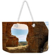 Scene Through Antiquity Weekender Tote Bag