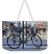 Scene Through The Gate Weekender Tote Bag