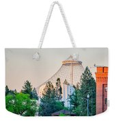Scenes Around Spokane Washington Downtown Weekender Tote Bag