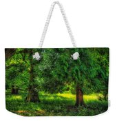 Scenes From An English Garden Weekender Tote Bag