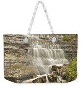 Scenic Alger Falls  Weekender Tote Bag