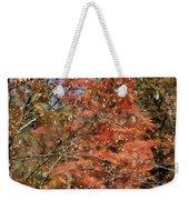 Scenic Autumn  Weekender Tote Bag