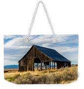 Scenic Barn Weekender Tote Bag