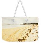 Scenic Coastal Calm Weekender Tote Bag