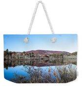 Scenic Lake On The Kancamangus Weekender Tote Bag