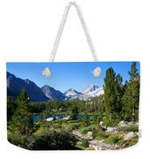 Scenic Mountain View Weekender Tote Bag