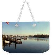 Scenic River 01 Weekender Tote Bag