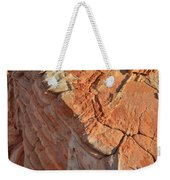 Scenic Sandstone In Valley Of Fire Weekender Tote Bag