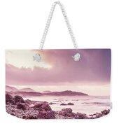 Scenic Seaside Sunrise Weekender Tote Bag
