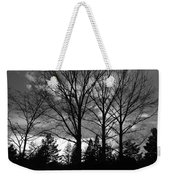 Scenic State Capital Weekender Tote Bag