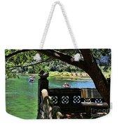 Scenic Tam Coc Boat Tour Weekender Tote Bag