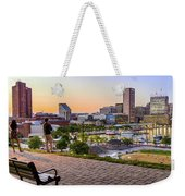 Scenic View From Federal Hill Weekender Tote Bag