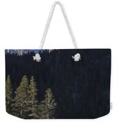 Scenic View Of Mount Abbot 13701 Ft Weekender Tote Bag