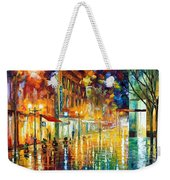 Scent Of Rain Weekender Tote Bag