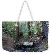 Scents And Subtle Sounds On Mount Tamalpais Weekender Tote Bag